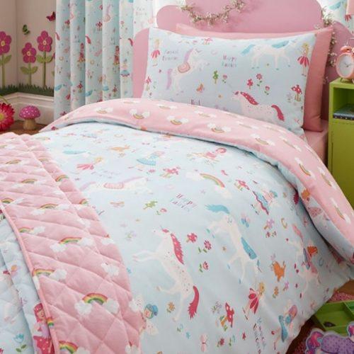 eenpersoons-dekbedovertrek-magical-unicorn-junior-eenhoorn-peuterdekbedovertrek-babykamer-kinderkamer-tienerkamer-jongens-meisjes-mooi-uniek-goedkoop-slapen-slaapkamer