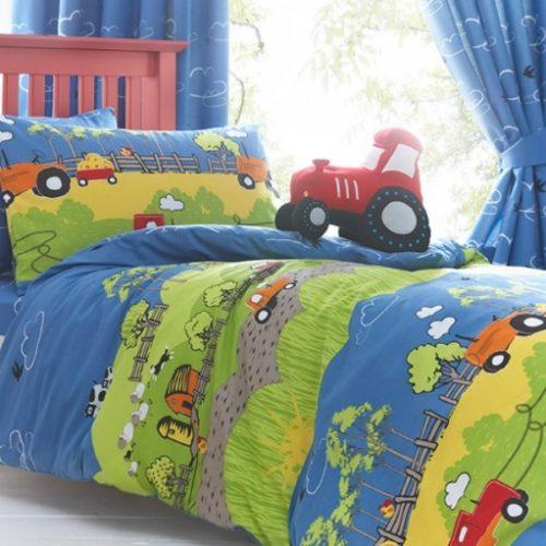 eenpersoons-dekbedovertrek-peuterdekbedovertrek-hilltop-junior-slaapkamer-slapen-babykamer-kinderkamer-boerderij-beddengoed-jongens-meisjes-stoer-mooi-uniek-goedkoop