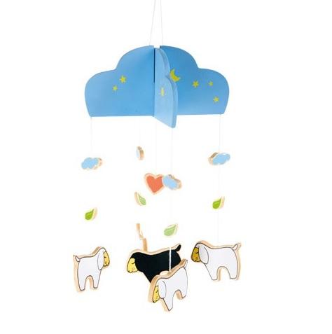 houten-mobiel-schapen-schaapjes-lammetjes-babykamer-kinderkamer-decoratie-accessoire-jongens-meisjes-uniek-goedkoop-kwaliteit